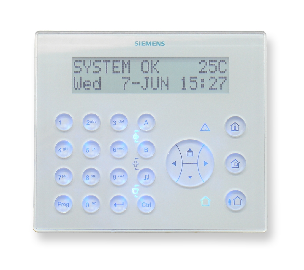 Picture of KEYPAD SIEMENS IKP6-03