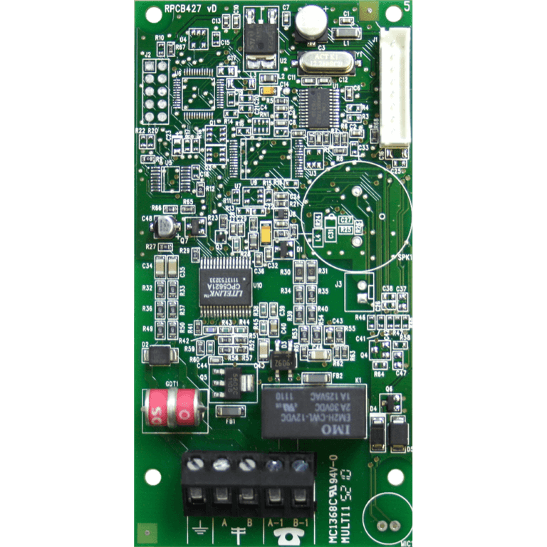 Picture of DIGI-1200 PSTN modem PYRONIX