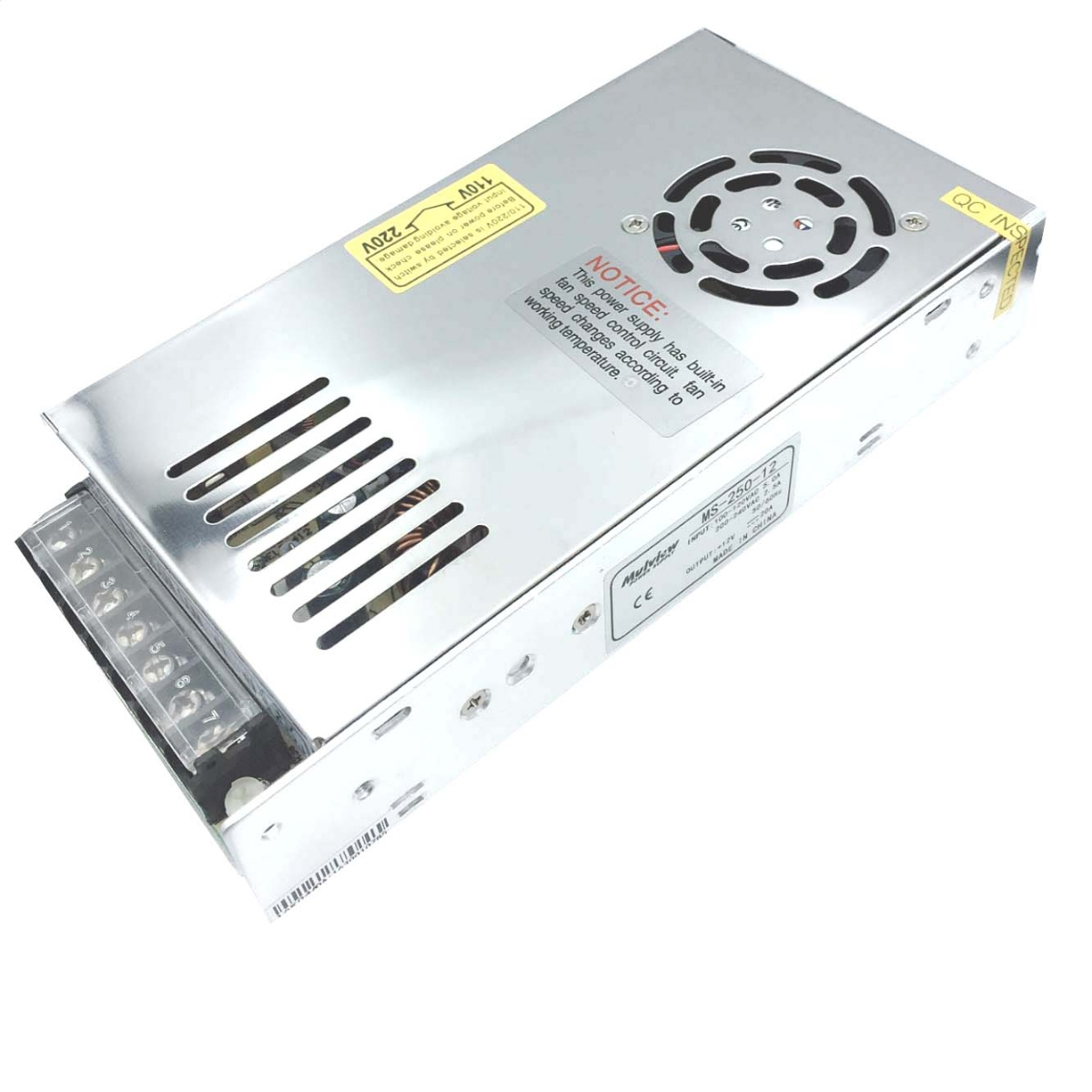 Picture of POWER SUPPLY 12V 20A 250W HARKEN