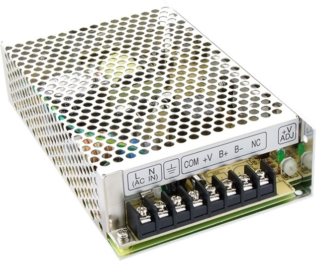 Picture of AD-55A MEANWELL 13,8V 3,5A OPEN FRAME  POWER SUPPLY