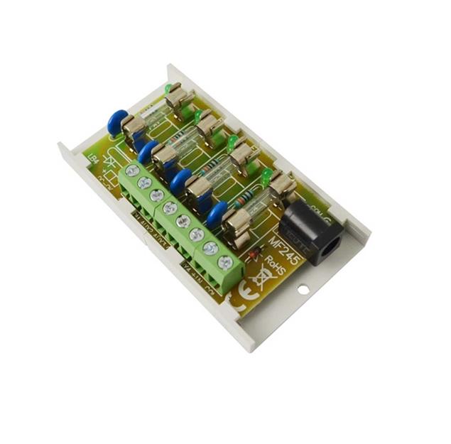 Εικόνα της AWZ576 POWER MODULE 4OUTPUT 1A WITH FUSE PULSAR