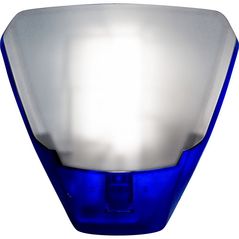 Picture of FPDELTAE-BB PYRONIX Outdoor Syren blue Color