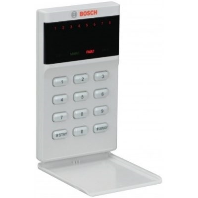 Picture of IUI-AMAX-LCD8 AMAX keypad 2000 D8 Bosch