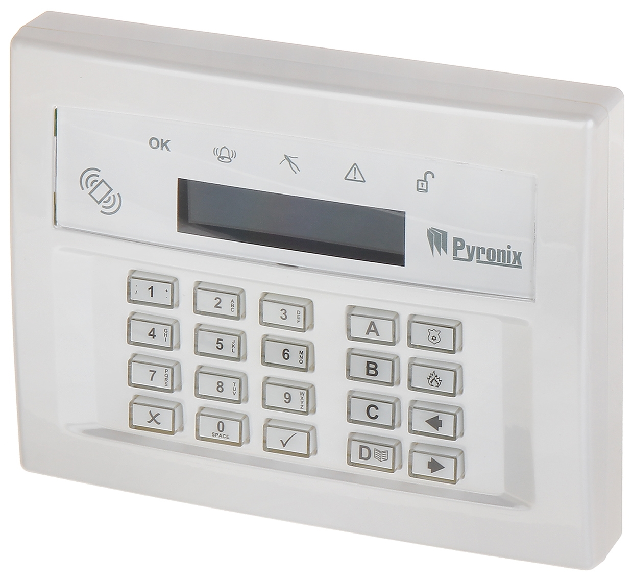 Picture of PCX-LCDP PYRONIX LCD Keypad