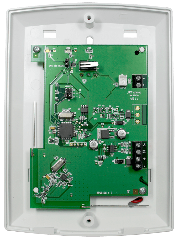 Picture of PCX-RIX32-WE Bidirectional Wireless Expander Module Pyronix