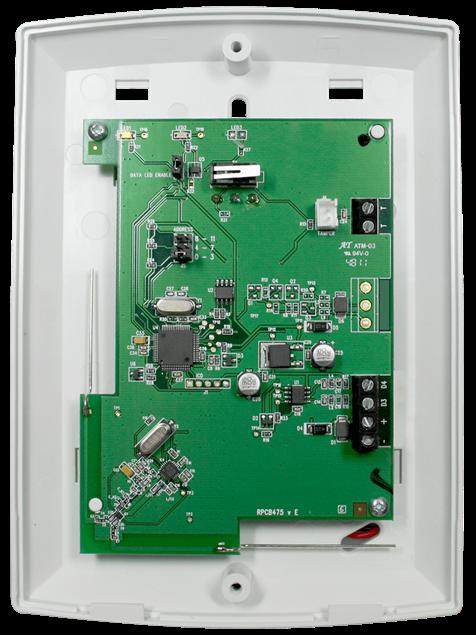 Picture of PCX-RIX32-WE Bidirectional Wireless Expander Module Pyronix