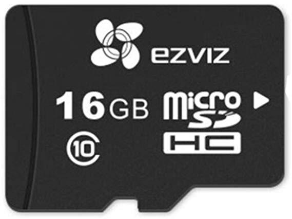 Εικόνα της CS-CMT-CARD Κάρτα Μνήμης 16GB Ezviz Class10 MicroSD