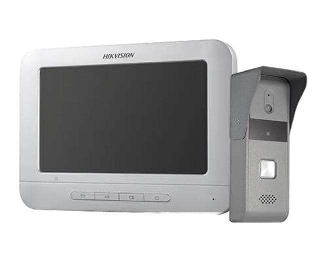 Εικόνα της DS-KIS203 Video Door Phone KIT DS-KB2421-IM+DS-KH2220 Hikvsion