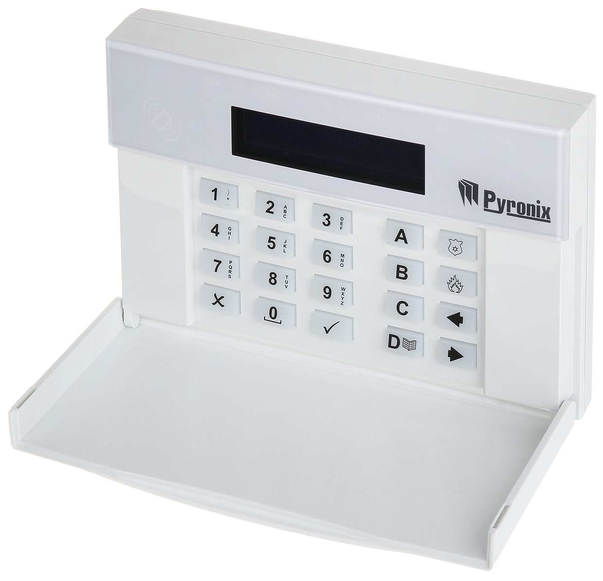 Picture of FPPCX-LCD/EX LCD PYRONIX KEYPAD