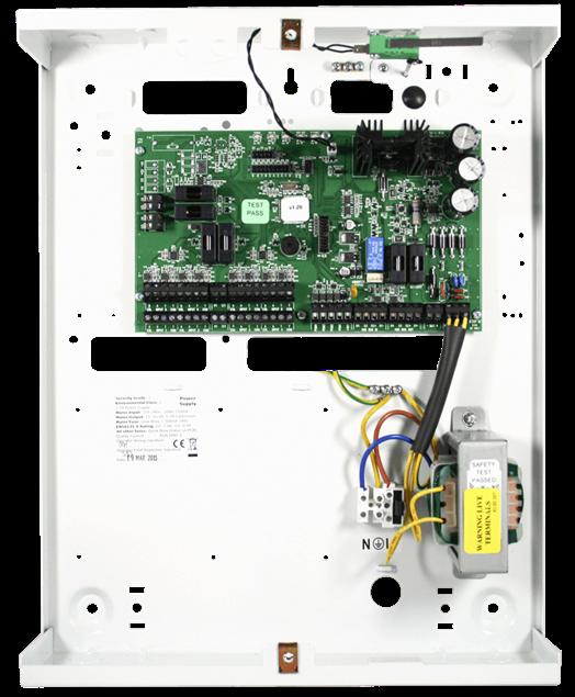 Εικόνα της FPPCX-RIX8+PSU PYRONIX Wired Input Expander with box