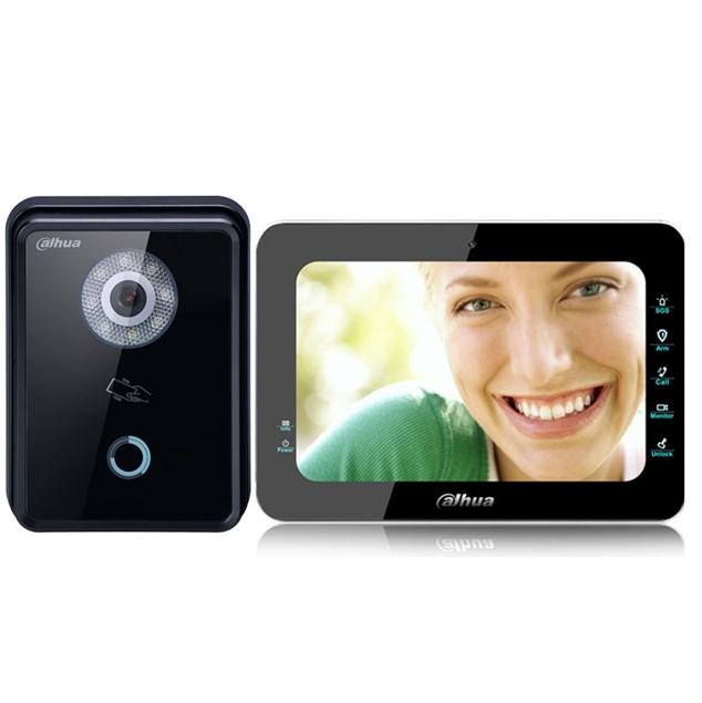 Εικόνα της VTKB-VTO5110B-VTH1500B DAHUA VIDEO DOOR PHONE KIT