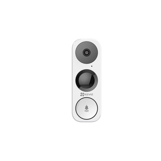 Picture of CS-DB1-A0-1B3WPFR 2.2mm IP intercom video door WLAN/Wi-Fi Ezviz