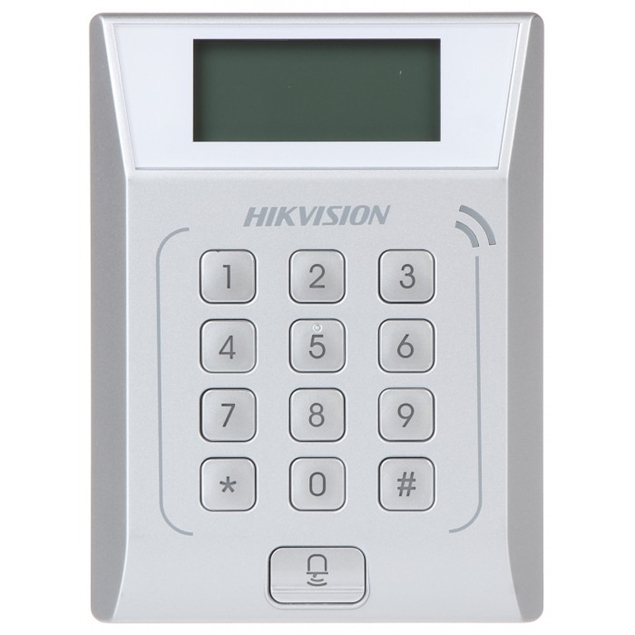 Picture of DS-K1T802M TCP/IP Stand-alone Access terminal Hikvision