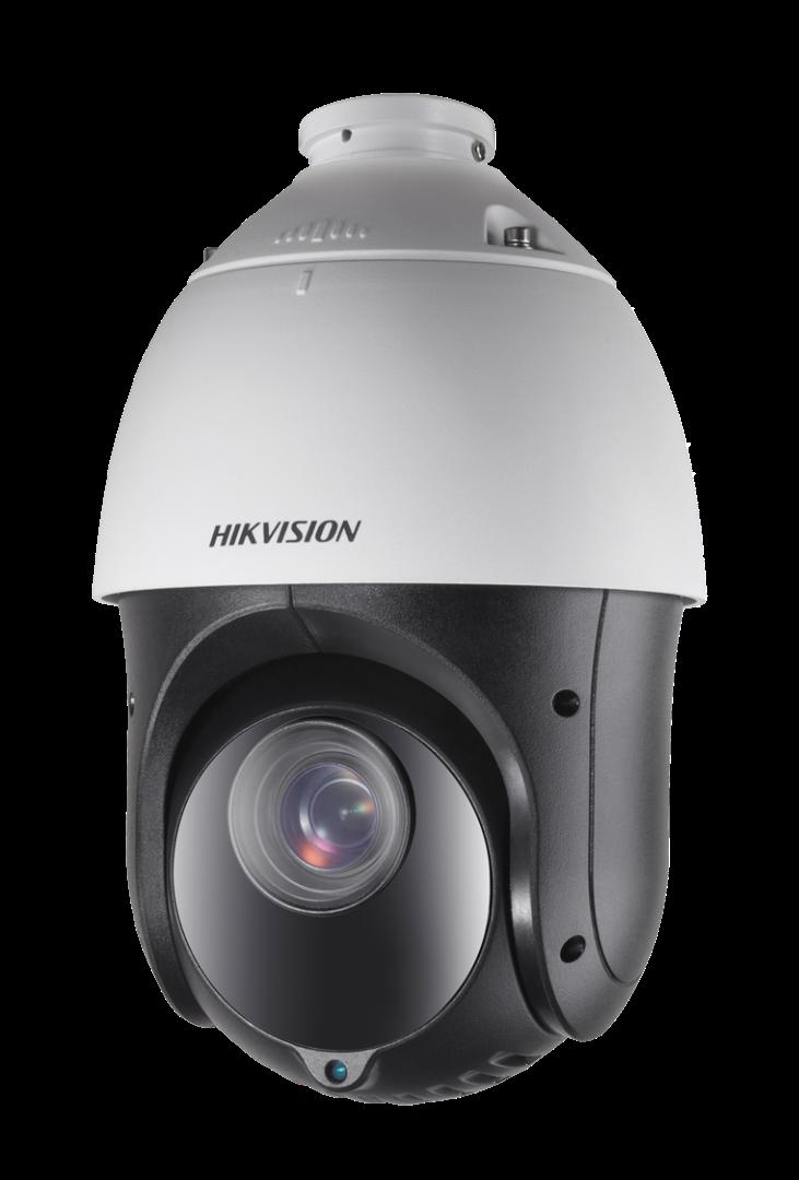 Εικόνα της DS-2DE4215IW-DE(D) 15X 2MP 5 mm to 75 mm IP PTZ Dome Camera With Brackets Hikvision