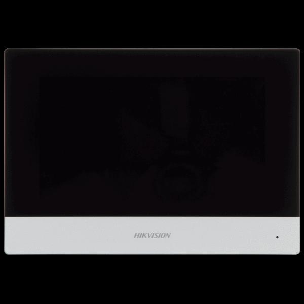 Εικόνα της DS-KH6320-WTE1/EU Video Intercom Indoor 7-Inch Touchscreen Black Hikvision