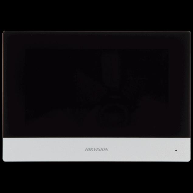 Εικόνα της DS-KH6320-WTE1/EU Video Intercom Indoor 7-Inch Touchscreen Hikvision
