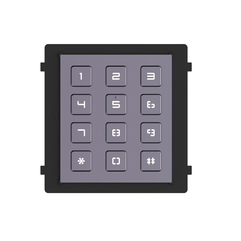 Picture of DS-KD-KP Keypad Module Hikvision