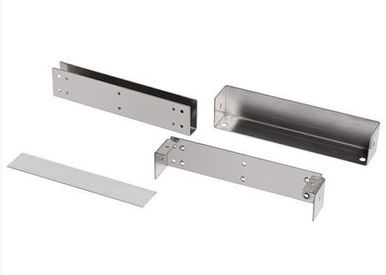 Picture of DS-K4T100-U2 Upper and lower U-bracket of Electric Bolt Hikvision