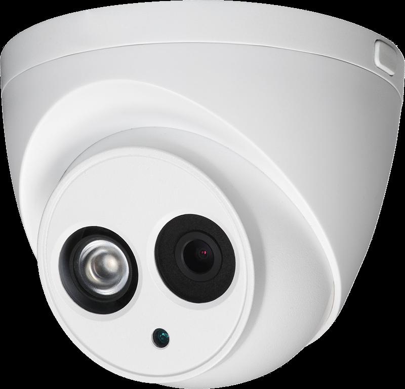 Picture of HAC-HDW1500EM-A 3,6mm 5MP HDCVI IR Dome Camera Dahua