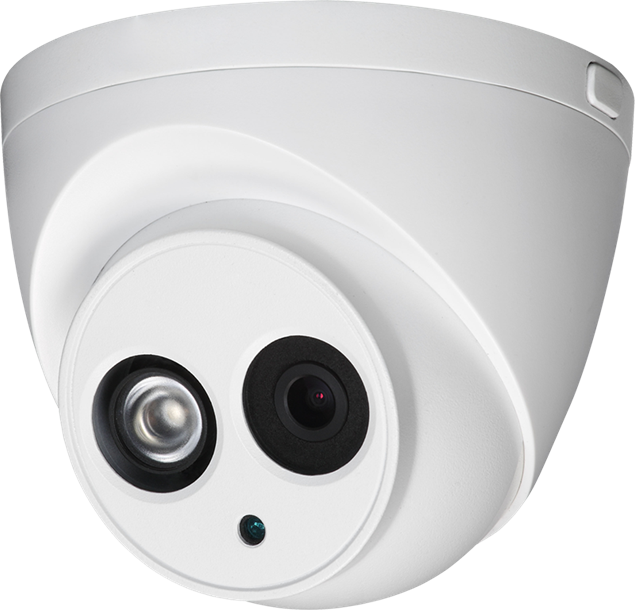 Picture of HAC-HDW1500EM-A 3,6mm 5MP HDCVI IR Dome Camera
