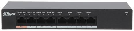 Picture of PFS3008-8GT-60 8-Port Gigabit Ethernet PoE Switch with 4Port PoE