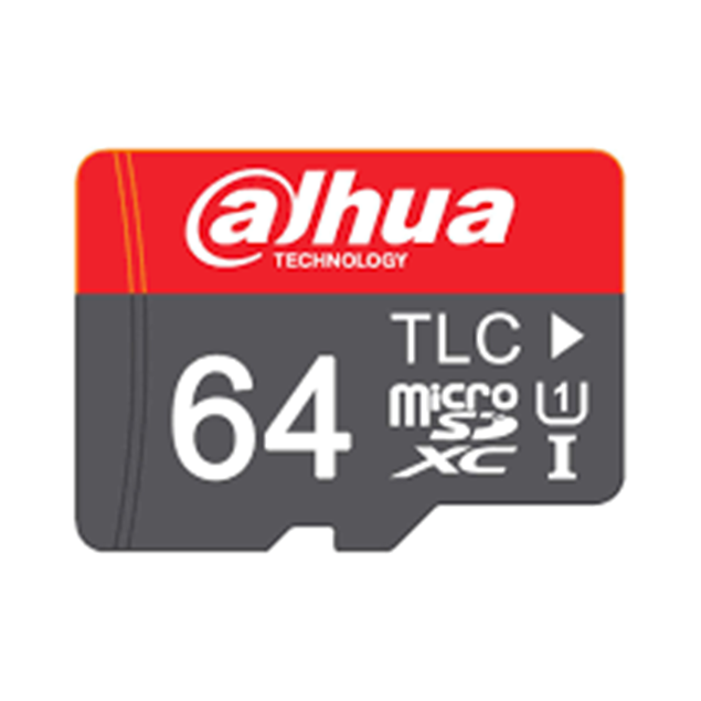 Picture of PFM112 64GB MICRO SD CARD Class 10 Dahua