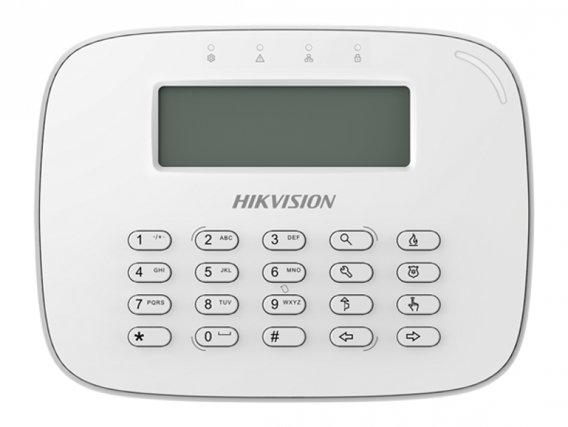 Picture of DS-PK-L LCD Keypad Hikvision