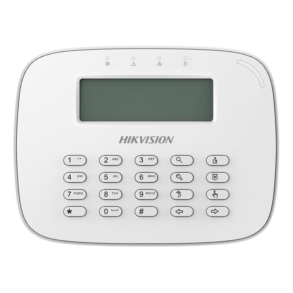 Picture of DS-PK-LRT 868MHz LCD Keypad Hikvision