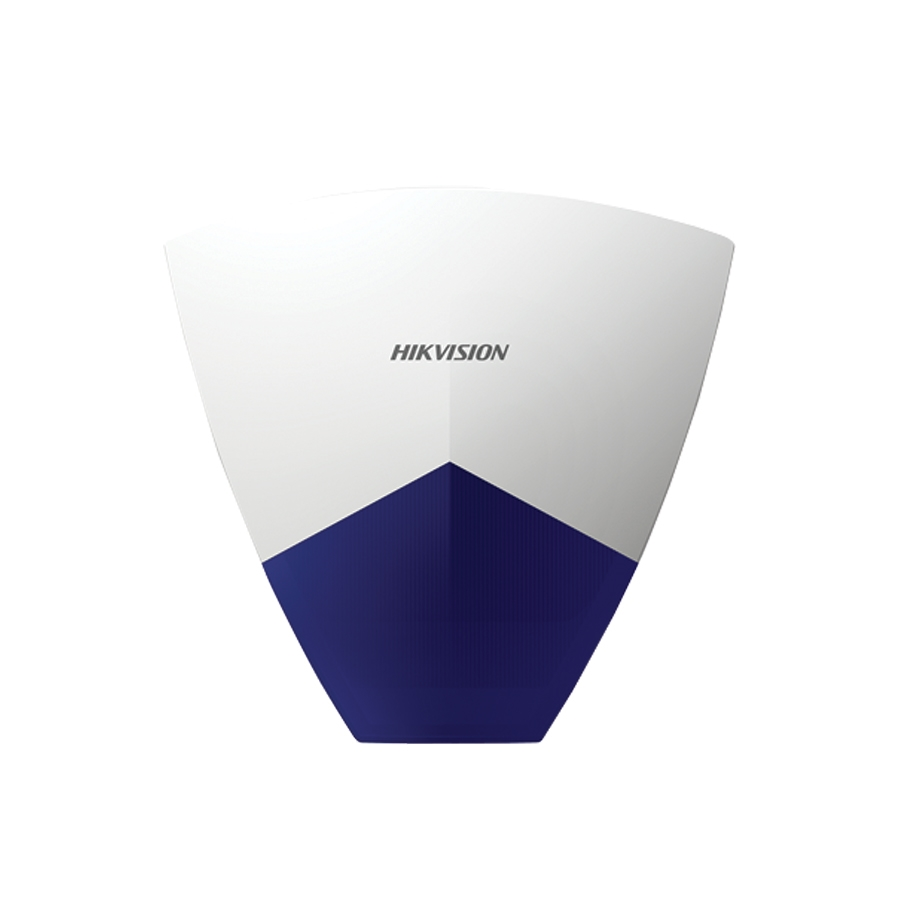 Εικόνα της DS-PSG-WO-868 Blue color outdoor siren Hikvision