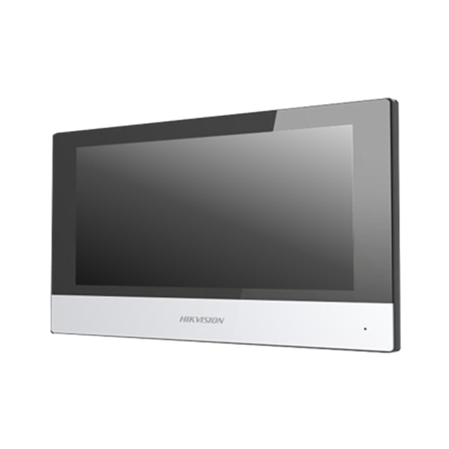 """Picture of DS-KH6320-WTE2 7"""" TFT Screen Indoor Station (2-Wire)"""
