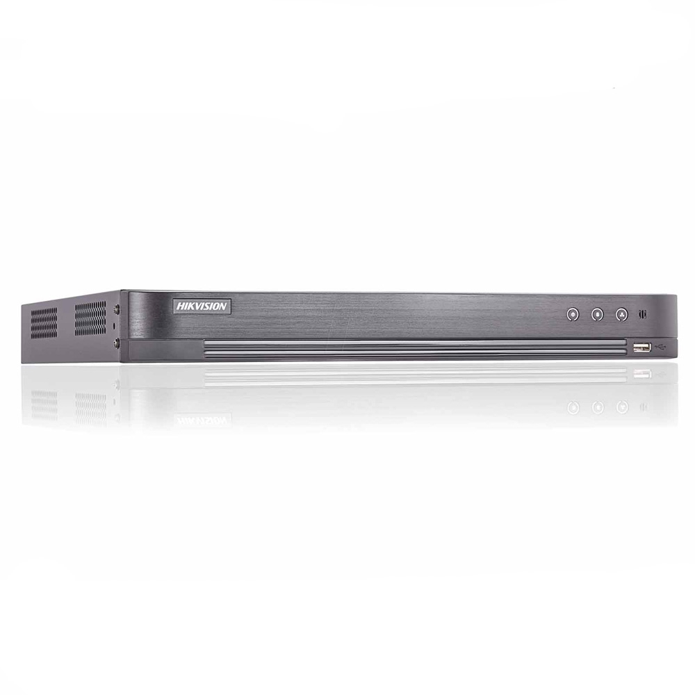Picture of DS-7216HUHI-K2(S) 16Ch 5MP TVI DVR 4Channel Audio In Hikvision