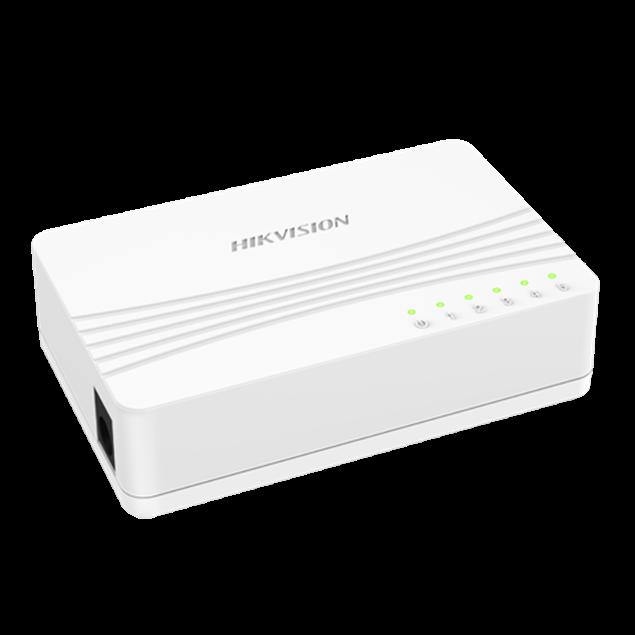 Εικόνα της DS-3E0105D-E 5 Port Ethernet Switch Hikvision