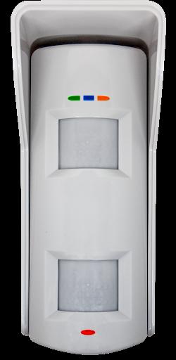 Εικόνα της DS-PD2-T10P-WEH Wireless Outdoor Dual-Tech Detector Hikvision