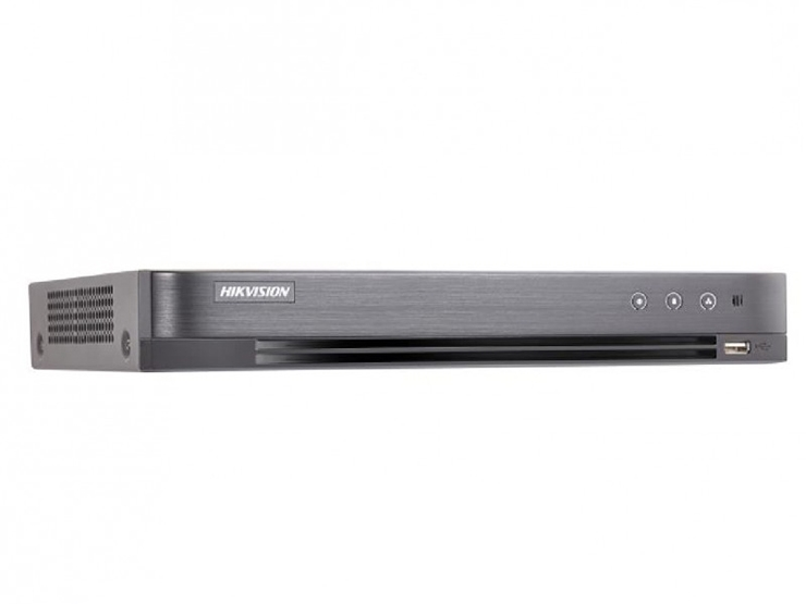 Picture of iDS-7204HUHI-M1/S/A 4Ch Face Recognition Turbo HD DVR Hikvision