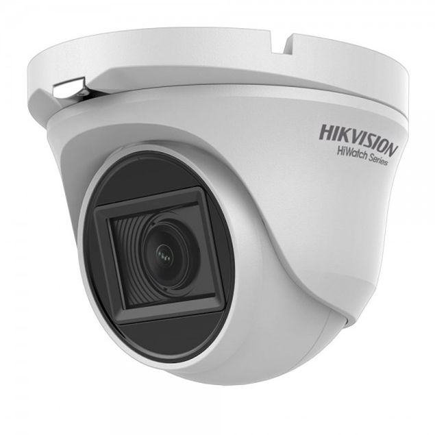 Picture of DS-2CE76H0T-ITMFS 5MP Audio Camera 2.8mm Hikvision