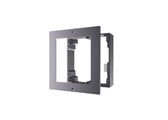 Picture of DS-KD-ACW1 Wall Mounting Accessory for Modular Door Station Single Hikvion