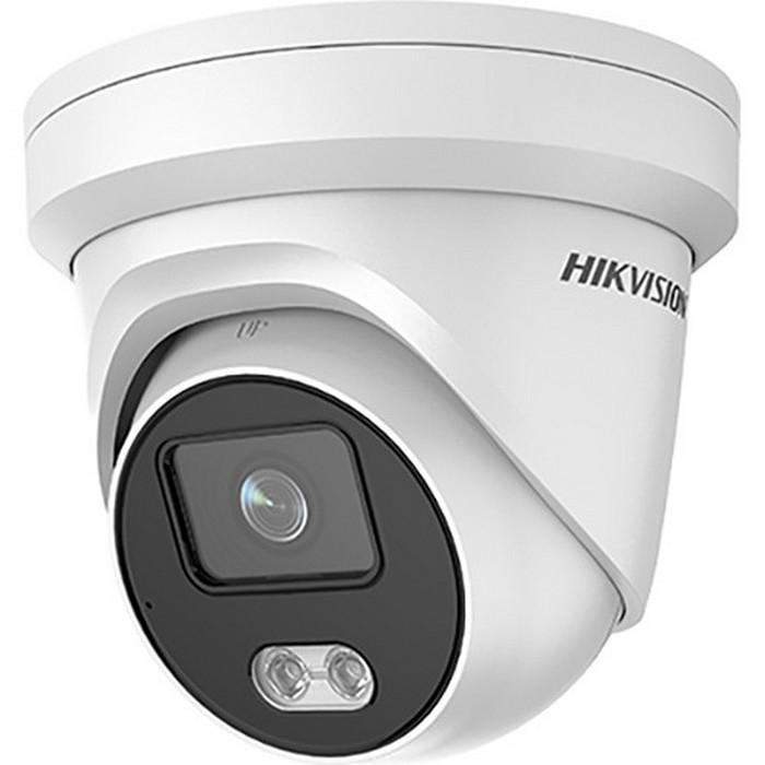 Εικόνα της DS-2CD2347G1-L 4MP ColorVu Fixed Turret IP Camera 2.8mm Hikvision