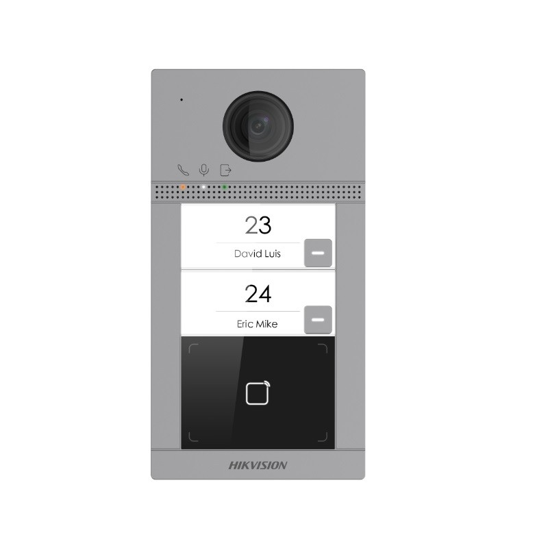 Picture of DS-KV8213-WME1 Dual-Button Villa Door Station 2MP HD Camera Hikvision