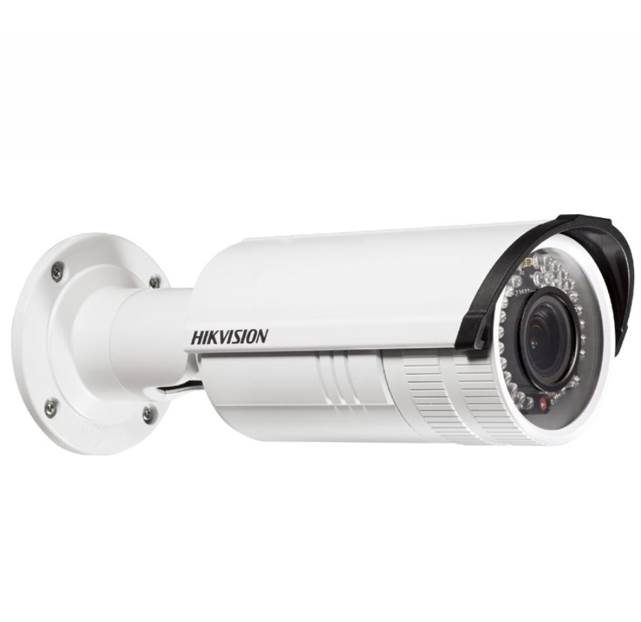 Picture of DS-2CD2620F-IZS 2MP 2.8 to 12 mm Varifocal IP Bullet Camera