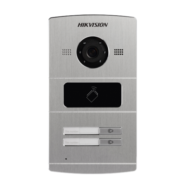 Picture of DS-KV8202-IM 2Channel Metal Villa Door Station Hikvision
