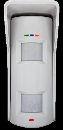 Εικόνα της DS-PD2-T12P-WEL Wireless Outdoor Dual-Tech Detector Hikvision