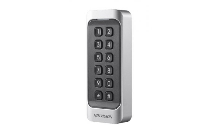 Εικόνα της DS-K1107MK ACCESS KEYPAD RS-485 Hikvision