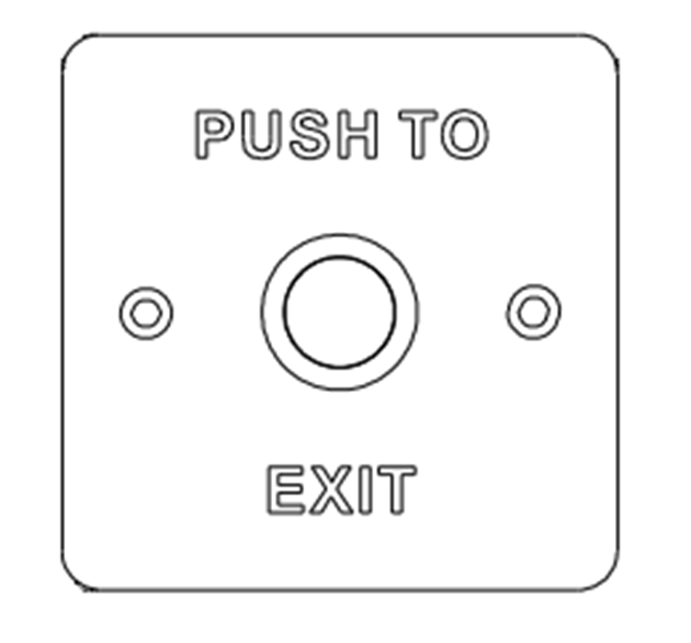 Picture for category Exit Buttons