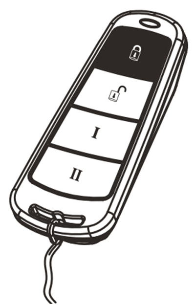 Picture for category Keyfobs