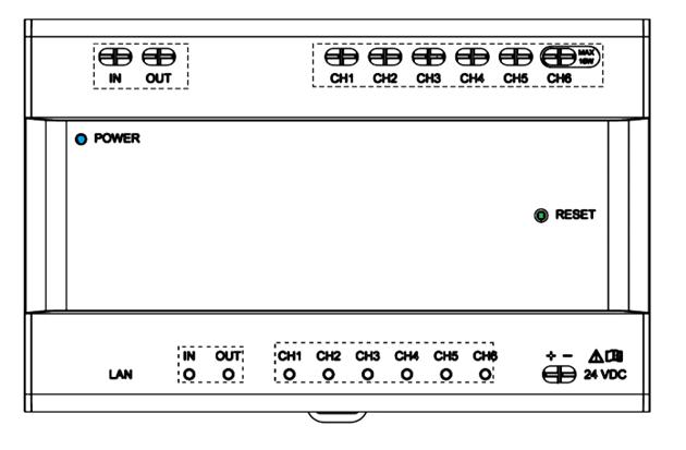 Εικόνα για την κατηγορία Διανομείς 2-Wire