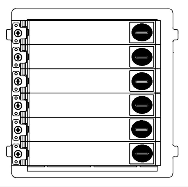 Εικόνα για την κατηγορία Modular Μπουτόν Kλήσης