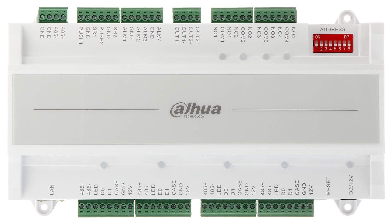 Picture of ASC1202B-D  Two Door two way Access Controller Dahua