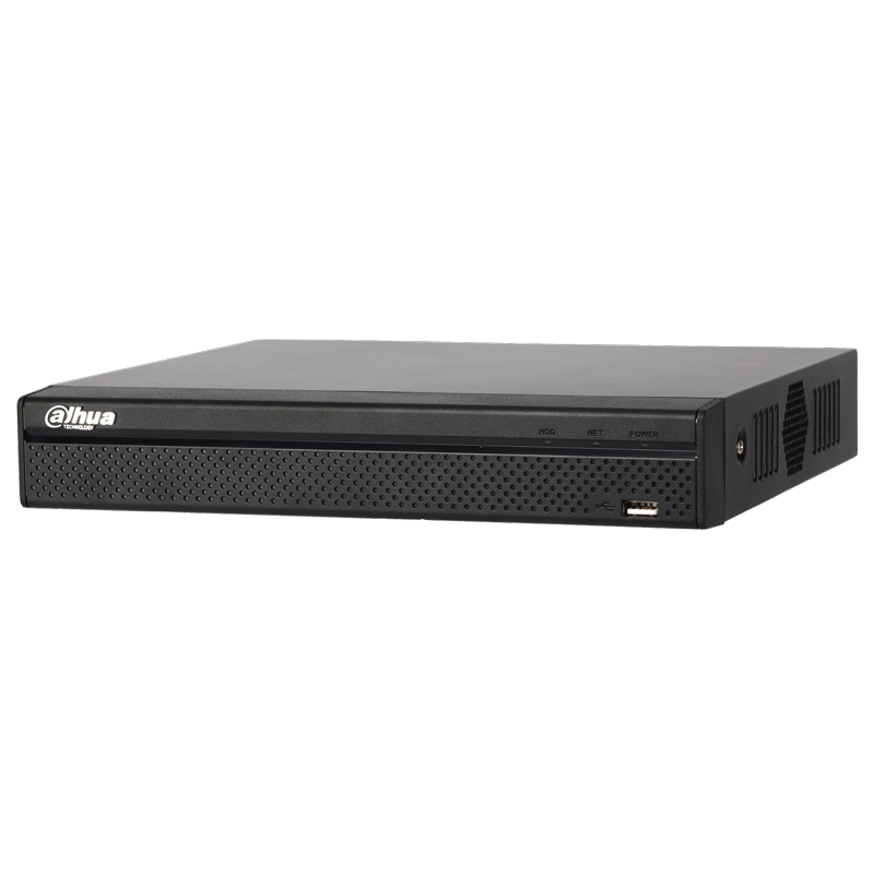 Picture of NVR4116HS-4KS2  16 Channel Compact 1U 4K & H.265 Lite Network Video Recorder Dahua