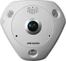 Picture of DS-2CD63C5G0-IVS 12MP IR IP Fisheye Camera 2mm