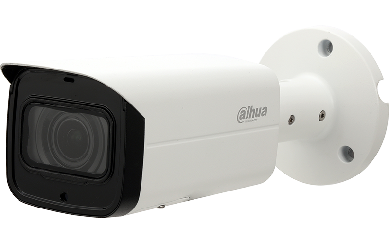 Εικόνα της HAC-HFW2241T-I8-A 2MP Starlight Audio HDCVI IR Bullet Camera 3.6mm